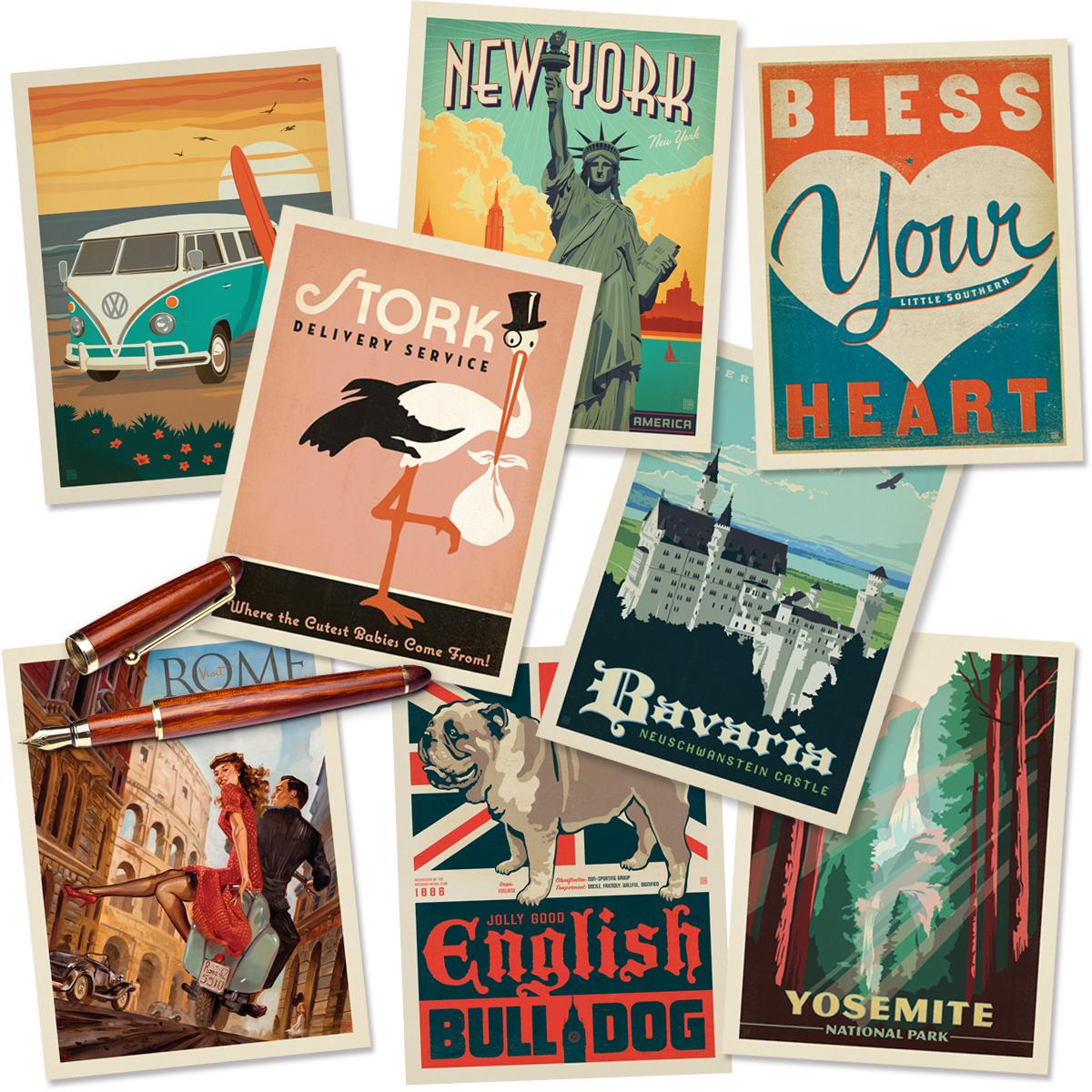 postcards anderson design group